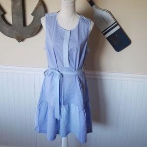NWT Vineyard Vines Mixed Stripe Dress